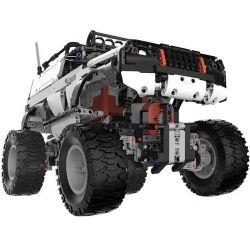 XIAOMI MITU MI ONEBOT YYSQC01IQI 01IQI Xếp hình kiểu Lego TECHNIC Off-road Four-wheel Drive Xe bốn bánh địa hình 1500 khối điều khiển từ xa