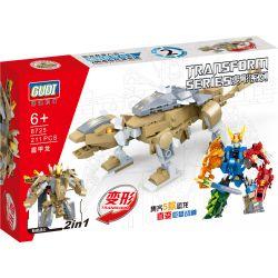 GUDI 8724 8725 8726 8727 8728 Xếp hình kiểu Lego MARVEL SUPER HEROES Arthur Ares 5 Combinations Arthur Mecha Ares Dinosaurs Straight Into Five Arthur Ares 5 kết hợp Khủng long Arthur Mecha Ares thẳng
