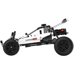 XIAOMI MITU MI ONEBOT SMSC01IQI 01IQI Xếp hình kiểu Lego TECHNIC Desert Racing Đua xe trên sa mạc 490 khối