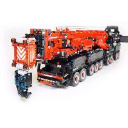 REBRICKABLE MOC-20920 20920 MOC20920 Xếp hình kiểu Lego TECHNIC Liebherr LTM 11200 7705 khối điều khiển từ xa