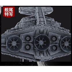 MOULDKING 13135 REBRICKABLE MOC-23556 23556 MOC23556 Xếp hình kiểu Lego STAR WARS ISD Monarch Empire Franciship Kẻ Hủy Diệt Sao Đế Vương 11353 khối