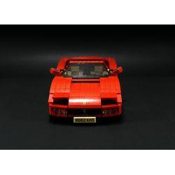 REBRICKABLE MOC-24335 24335 MOC24335 SHENG YUAN SY SY0001 0001 Xếp hình kiểu Lego CREATOR Ferrari Testa Rosa 909 khối