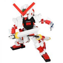 PANGU PG-D001 D001 PGD001 Xếp hình kiểu Lego GUNDAM Machine Warrior Gundam Astray Red Frame Heart-tone High Red Machine Máy đỏ Trái Tim Cao 625 khối