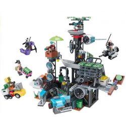 Winner 8059 Xếp hình kiểu Lego WASTE SOIL War Of Relief 8059 550 khối