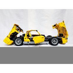 REBRICKABLE MOC-24294 24294 MOC24294 Xếp hình kiểu Lego TECHNIC Lamborghini Miura 3184 khối