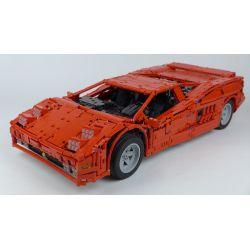REBRICKABLE MOC-26377 26377 MOC26377 Xếp hình kiểu Lego TECHNIC Ciceta V16T 3914 khối
