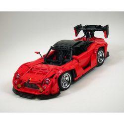 REBRICKABLE MOC-22346 22346 MOC22346 Xếp hình kiểu Lego TECHNIC Mazda RX-7 2351 khối