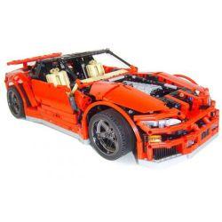 REBRICKABLE MOC-0116 0116 MOC0116 Xếp hình kiểu Lego TECHNIC Supercar Luxury Siêu xe sang trọng 1850 khối