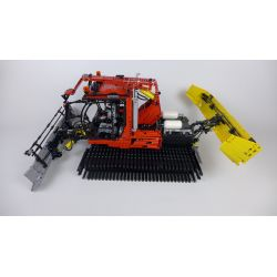 REBRICKABLE MOC-8376 8376 MOC8376 Xếp hình kiểu Lego TECHNIC Snowgroomer Đồ ủi tuyết 4201 khối