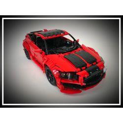 REBRICKABLE MOC-32829 32829 MOC32829 Xếp hình kiểu Lego TECHNIC Honda Honda CR-Z 3326 khối