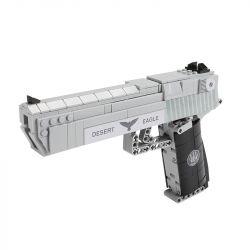 XINGBAO XB-24004 24004 XB24004 Xếp hình kiểu Lego PUBG BATTLEGROUNDS Battlefield Firewire Warfield Desert Eagle Pistol Súng Lục đại Bàng Sa Mạc 528 khối