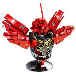 SHENG YUAN SY SY7511 7511 Xếp hình kiểu Lego Star Soldier Gundam Anzhou Machine Cơ Khí An Châu 504 khối