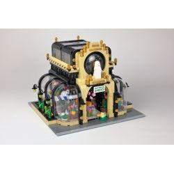 MOULDKING 16019 REBRICKABLE MOC-26379 26379 MOC26379 MOC-26998 26998 MOC26998 SX 8005 Xếp hình kiểu Lego CREATOR Botanical Park、Botanical Garden Street View Thảo Cầm Viên gồm 2 hộp nhỏ 2403 khối