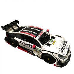 LIN07 0026 MOULDKING 13073 13075 QIZHILE 23012 REBRICKABLE MOC-6687 6687 MOC6687 MOC-6688 6688 MOC6688 Xếp hình kiểu Lego Technic TECHNIC Mercedes-Benz AMG C63 DTM 1 10 Xe Đua Mercedes-Benz C63 AMG gồ