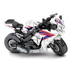 SEMBO 701114 Xếp hình kiểu Lego MOTO Enjoy The Ride Honda CBR1000RR Honda CBR1000RR. 289 khối