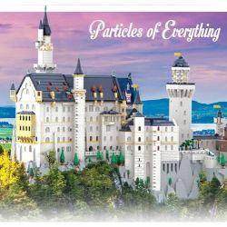 KAIYU K86201 86201 Xếp hình kiểu Lego CREATOR Neuschwanstein Castle, Bavaria, Germany Lâu đài Neuschwanstein, Bavaria, Đức 13500 khối