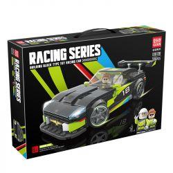 QUANGUAN 100138 Xếp hình kiểu Lego SPEED CHAMPIONS Racing Dodge ACR Famous Car Dodge Acr. 330 khối