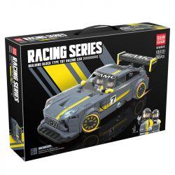 QUANGUAN 100131 Xếp hình kiểu Lego SPEED CHAMPIONS Racing Benz SLS AMG GT3 Famous Car Proud AMG GT Tự Hào Amg Gt. 365 khối