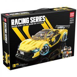 QUANGUAN 100130 Xếp hình kiểu Lego SPEED CHAMPIONS Racing McLaren P1 Famous Car McLaren P1. 366 khối