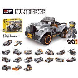 Bela 11255 Lari 11255 Decool 31019 Jisi 31019 LEPIN 28022 WANGE S80 Xếp hình kiểu Lego SPEED CHAMPIONS McLaren Senna McLelensena McLaren Senna. 219 khối