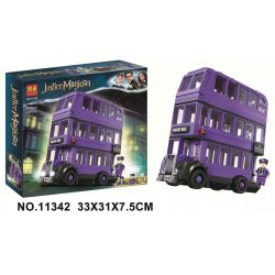 LARI 11342 Xếp hình kiểu Lego HARRY POTTER The Knight Bus Harry Potter Knight Bus Xe Buýt Hiệp Sĩ 403 khối