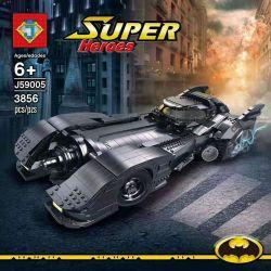 BLANK 6229 J 59005 J BRAND J59005 59005 JISI 7188 Xếp hình kiểu Lego DC COMICS SUPER HEROES 1989 Batmobile Batman 1989 Bat Car 1989 Batmobile 3306 khối