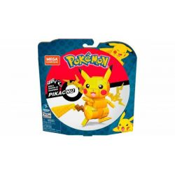 MEGA BLOKS GMD31 Xếp hình kiểu Lego Pikachu Pikuchu Pikuchu. 211 khối