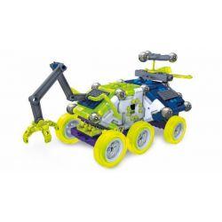MEGA BLOKS GFF26 Xếp hình kiểu Lego 5-IN-1 MAG-EXPLORERS 5 In 1 MAG-explorer 5 Trong 1 MAG-Explorer 138 khối