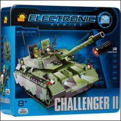 COBI 21904 Xếp hình kiểu Lego Tank T-72 (r C) T-72 Tank (remote Control) Xe Tăng T-72 (điều Khiển Từ Xa) 450 khối