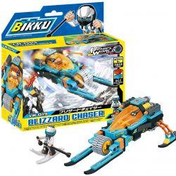 BIKKU VW-019 Xếp hình kiểu Lego Blizzard Chaser 136 khối