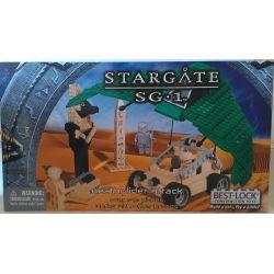 BEST-LOCK 01115S Xếp hình kiểu Lego STAR WARS Stargate SG-1 Deathglider Attack Stargate SG-1 Death Glider Attack Cuộc Tấn Công Tàu Lượn Tử Thần 375 khối