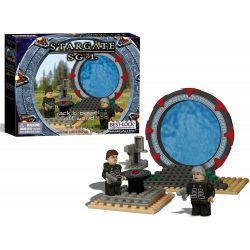 BEST-LOCK 01108S Xếp hình kiểu Lego STAR WARS Stargate SG-1 Jack & Daniel Off World Stargate SG-1 Jack And Daniel Off World Jack Và Daniel Off World 110 khối