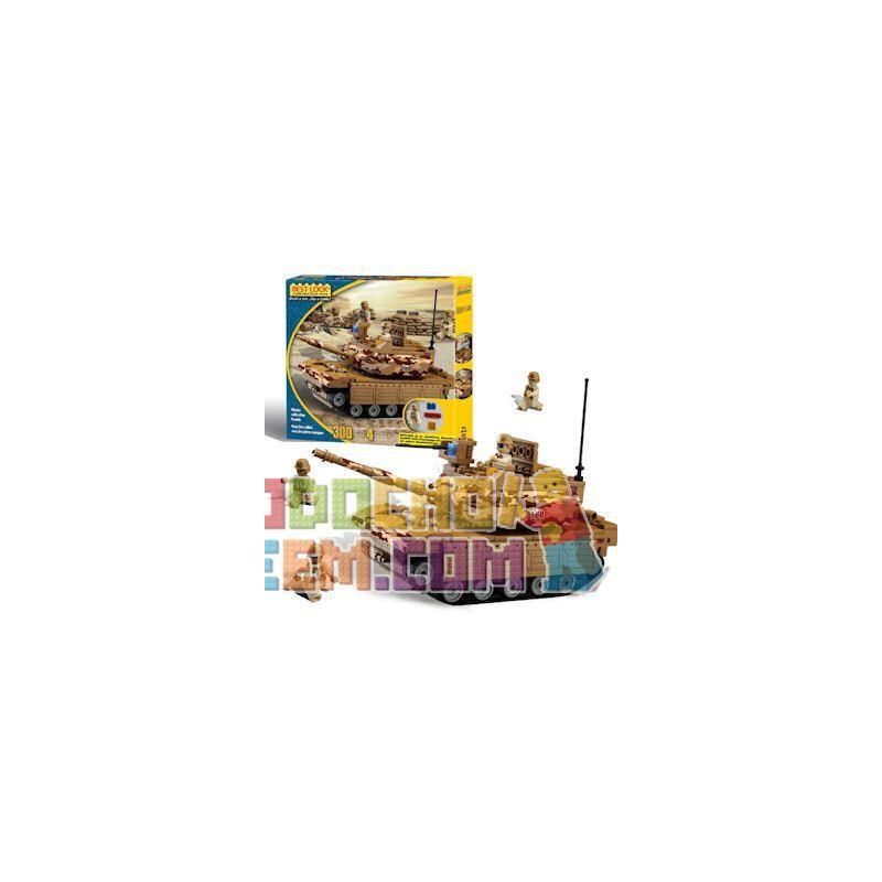 BEST-LOCK 34282 Xếp hình kiểu Lego MILITARY ARMY Sand Tank Bể Cát 300 khối