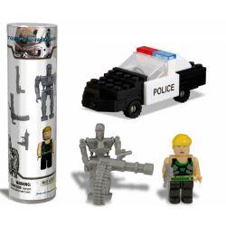 BEST-LOCK 01020T Xếp hình kiểu Lego T-800 & Sarah Connor Terminator T-800 And Sarah Connor T-800 Và Sarah Connor