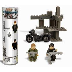 BEST-LOCK 01021T Xếp hình kiểu Lego Kyle Reese & Terminator Kyle Reese And The Terminator Kyle Reese Và Kẻ Hủy Diệt