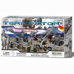 BEST-LOCK 01035T Xếp hình kiểu Lego Ultimate Termination Ultimate Terminator Kẻ Hủy Diệt Cuối Cùng 1000 khối