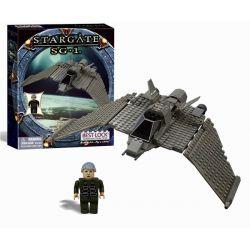 BEST-LOCK 01111S Xếp hình kiểu Lego STAR WARS Stargate SG-1 F-302 Stargate SG-1 230 khối