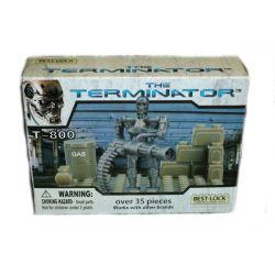 BEST-LOCK 01049T Xếp hình kiểu Lego Terminator T-800 35 khối