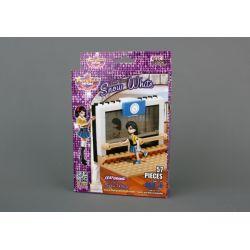 BEST-LOCK 14167 Xếp hình kiểu Lego FRIENDS I'm Teen Snow White I Am A Girl Snow White Tôi Là Một Cô Gái Bạch Tuyết 57 khối