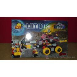COBI 1330 Xếp hình kiểu Lego Luthor - Plasma Destroyer Luthor-Plasma Destroyer 174 khối