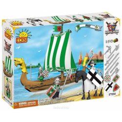 COBI 27254 Xếp hình kiểu Lego Boat Ferry Chiếc Phà 250 khối