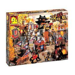 OXFORD GT0672 0672 Xếp hình kiểu Lego Gwanggaeto Kotaou