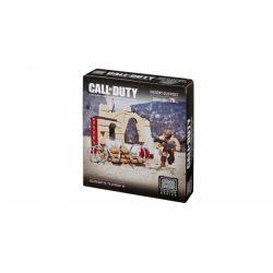 MEGA BLOKS 6846 Xếp hình kiểu Lego CALL OF DUTY Call-of-duty Desert Outpost Tiền đồn Sa Mạc 79 khối
