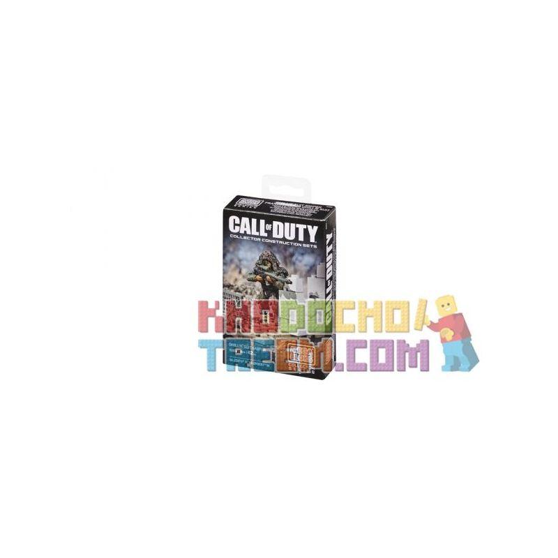 MEGA BLOKS 6852 Xếp hình kiểu Lego CALL OF DUTY Ghillie Suit Sniper Call-of-duty Geely Suit Sniper Bắn Tỉa Geely Suit 42 khối