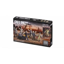 MEGA BLOKS 6881 Xếp hình kiểu Lego CALL OF DUTY Zombie Horde Call-of-duty Zombie Swarm Bầy Thây Ma 74 khối