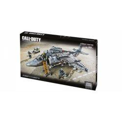 MEGA BLOKS CNG86 Xếp hình kiểu Lego CALL OF DUTY Strike Fighter Call-of-duty Harrier Chim ưng 652 khối