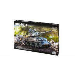 MEGA BLOKS CNG96 Xếp hình kiểu Lego CALL OF DUTY Legends Battle Tank Call-of-duty Hero Battle Tank Xe Tăng Chiến đấu Anh Hùng 528 khối