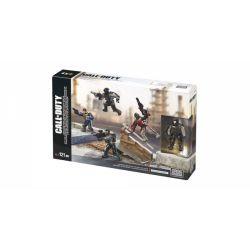MEGA BLOKS DPB54 Xếp hình kiểu Lego CALL OF DUTY Call-of-duty Advanced Soldiers Lính Tiên Tiến 121 khối