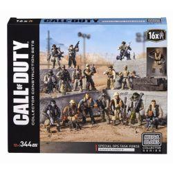 MEGA BLOKS DWB25 Xếp hình kiểu Lego CALL OF DUTY Special Ops Task Force Call-of-duty Special Operations Force Lực Lượng Hoạt động đặc Biệt 344 khối