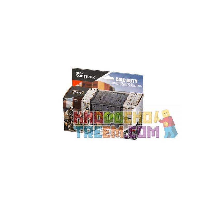 MEGA BLOKS DYD75 Xếp hình kiểu Lego CALL OF DUTY Modern Infantry Armory Call-of-duty Mercenary Outpost Armory Quân đội Tiền đồn Lính đánh Thuê 82 khối